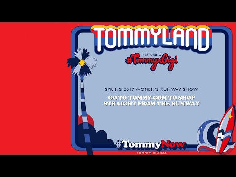 #TOMMYNOW   Spring '17 Women's Runway Show in LA