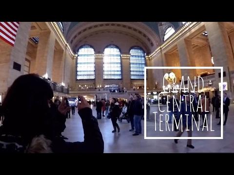 sdcv   Grand Central Terminal   Nueva york   La mejor estación del mundo