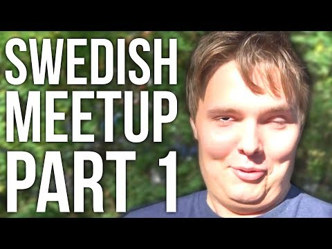 SWEDISH MEETUP PART 1 (LAN PARTY)