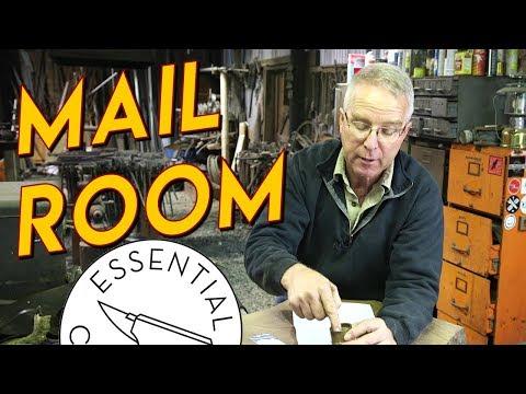 Mailroom: Mystery Tool, Statue, Bucaroo Belt