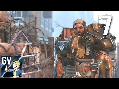 Let's Play Fallout 4 Part 7 - Familiar Faces