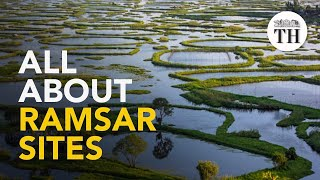 All about Ramsar sites
