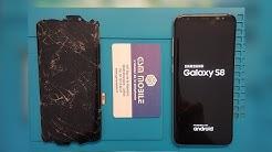 Comment remplacer l'écran vitre samsung Galaxy S8  (G950f)