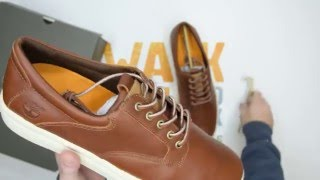 Timberland Adventure Cupsole Oxford - Barn - Walktall | Unboxing | Hands on