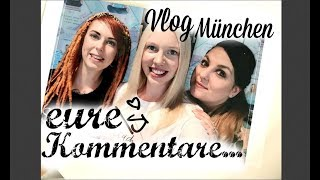 Isabeaus Community Tour| Kritik & Abzocke???| München | VLOG #121