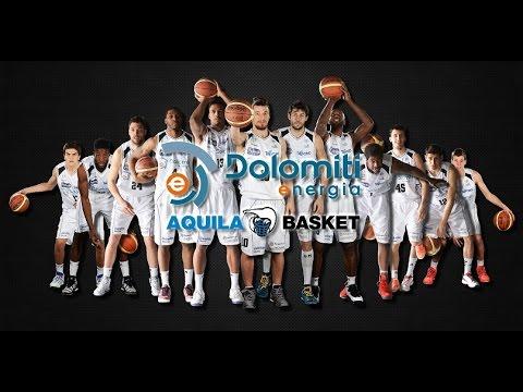 Aquila Basket Trento: nati per passione, cresciuti per appassionare