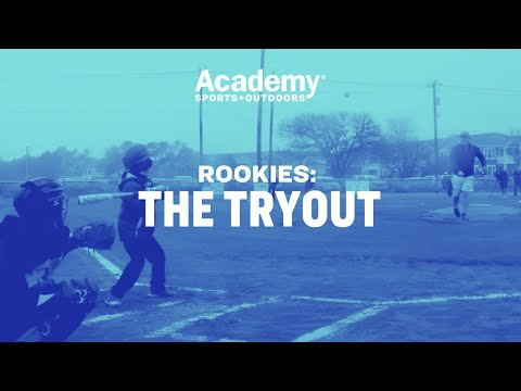 #Rookies: The Tryout