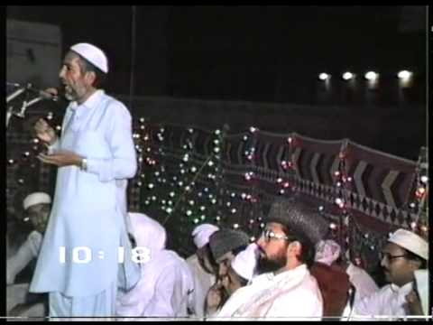 Urs Bait-ur-Raza 1986 August 26 - Naat - Abdul Sattar Niazi Hum Dare Aaqa pe sar apna