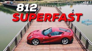 Ferrari 812 Superfast Indonesia
