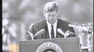 The American University Speech JFK