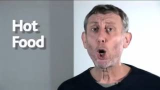 YTP Michael Rosen Forgets how Harrybos Grandad died and starts spazzing