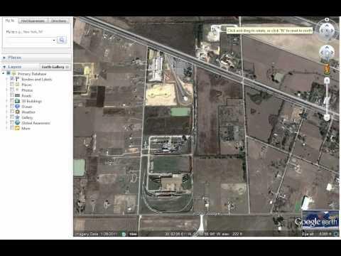 12/6/11 Hewlett Packard in Hockley Texas