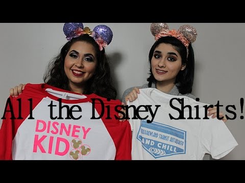 Where To Find The BEST Disney Shirts!