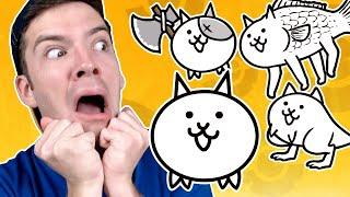 MandJTV Plays The BATTLE CATS