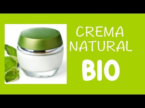 Crema Casera  Natural Piel irritada, Seca o Sensible