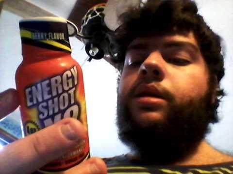 Deadcarpet Energy Drink Reviews - Berry Energy Sho