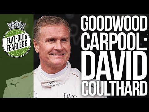 Goodwood Carpool | David Coulthard