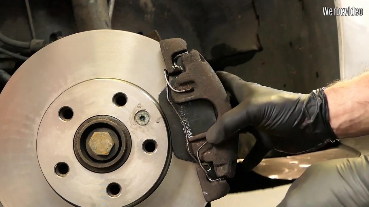 VW Sharan Bremsscheiben Bremsen Bremsklötze für vorne die Vorderachse