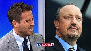 Jamie Redknapp slams Newcastle United's 'embarrasing' tactics!