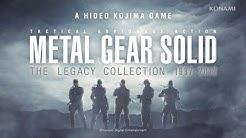 Metal Gear Solid: The Legacy Collection - Official Trailer