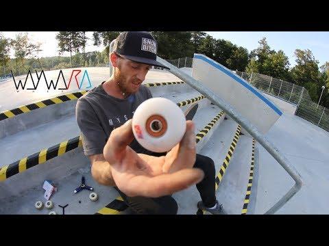 Martin Švec test Wayward Wheels