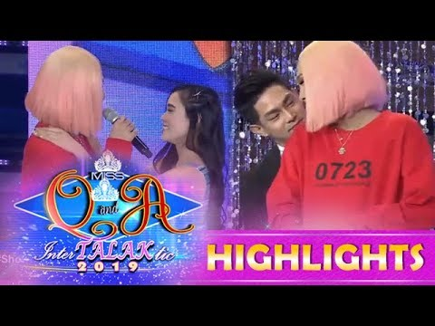 It's Showtime Miss Q & A: Vice asks how to dance a 'sweet dance'