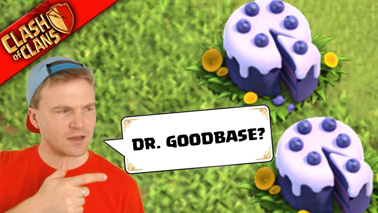 ** DOCTOR, IS THIS A GOOD Clash of Clans BASE ? ? ? **