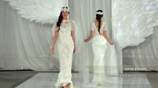 Показ    ANGE ETOILES, Moscow Bridal Weekend 2015    часть 1