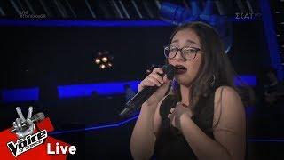 Baixar Κλαυδία Παπαδοπούλου - Σον Θεό εφτάγω τάμα | 2o Live | The Voice of Greece