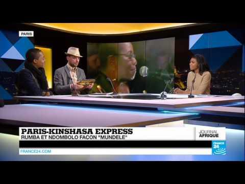 "Paris-Kinshasa Express : rumba congolaise et ndombolo façon ""mundele"""
