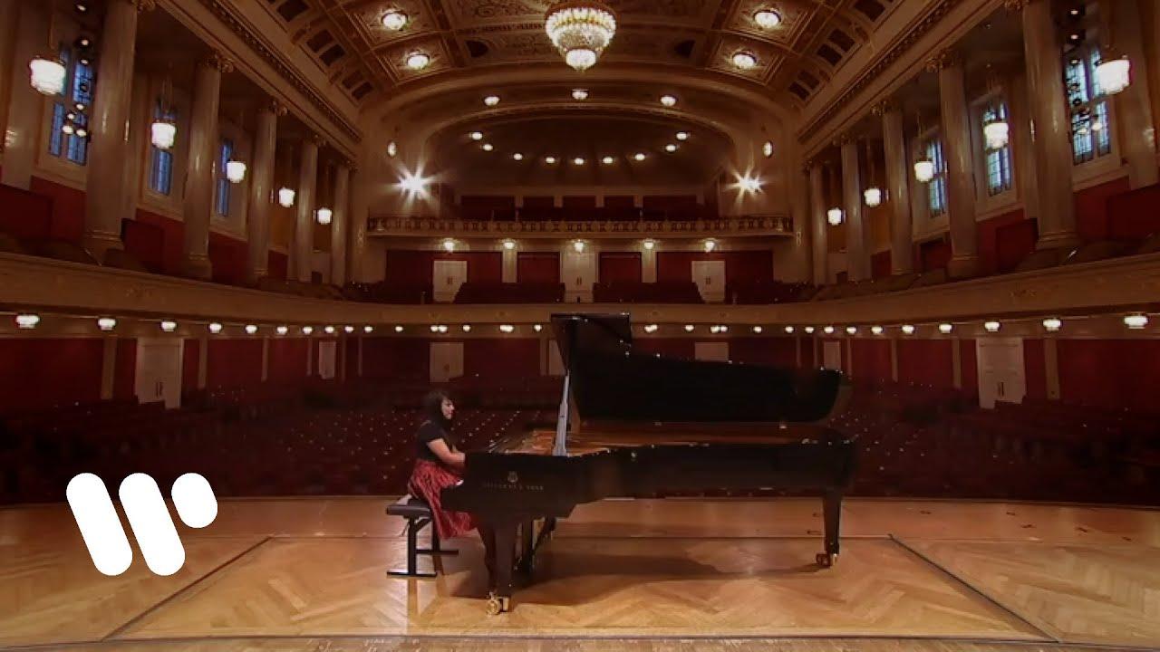 Shani Diluka plays Schubert: Six moments musicaux: No. 6 in A-flat major (Wiener Konzerthaus)