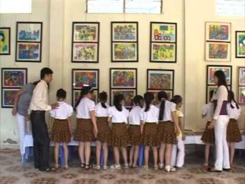 Chuyên đề Mỹ Thuật NCT 2013 G (Thầy giáo Phạm Văn Thuận)