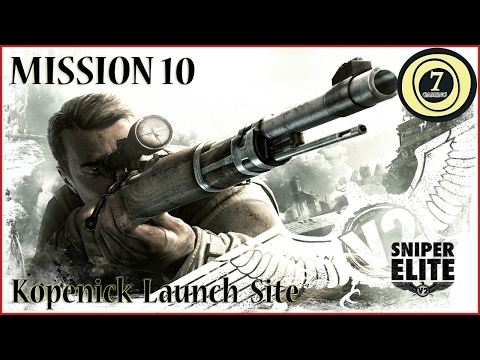Sniper Elite V2 /Walkthrough Gameplay /Mission 10 | Kopenick Launch Site @SniperEliteV2