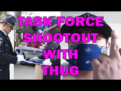 Deadly Task Force Shooting In Colorado With Auto Theft Gang Member - LEO Round Table episode 659