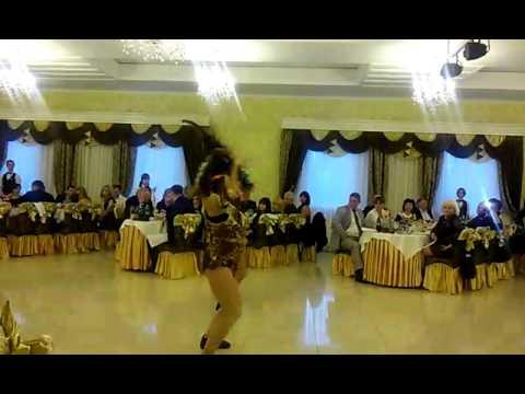 HOT AFRICAN DANCERS