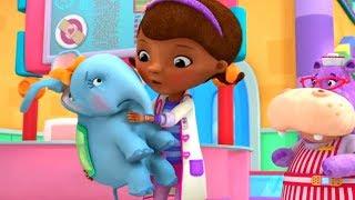 Доктор Плюшева: Клиника для игрушек. Сезон 4 серия 11 | Мультфильм Disney