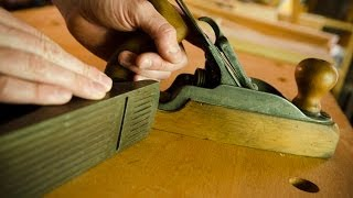 How Should You Set Down Your Hand Planes?