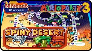 Mario Party 3 - Spiny Desert