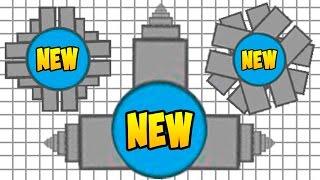 Diep.io | Triple Twin - Hunter - Gunner | НОВЫЕ ПУШКИ И ЧТО КРУЧЕ  | (NEW CLASS IN DIEP)