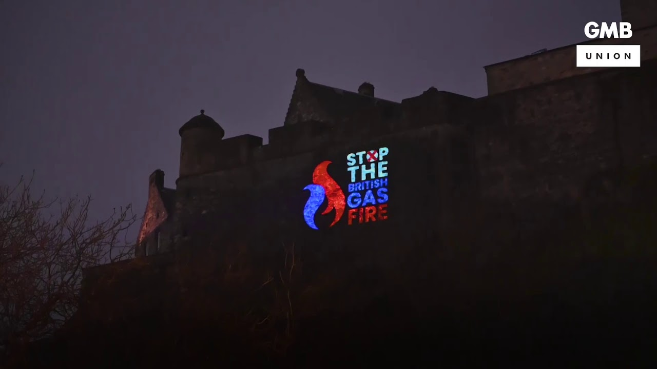 Our moment to be giants | #StopTheBritishGasFire