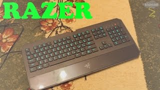 Полный обзор клавиатуры Razer Deathstalker 2014 (+ Мнение)