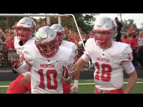 Mentor, Hoban among five teams to remain atop divisions in cleveland.com state football rankings