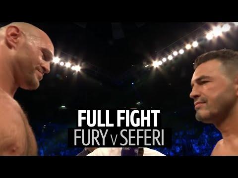Tyson Fury v Sefer Seferi full fight replay