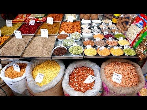 Khari Baoli - New Delhi - India - Asia's largest Wholesale Spice Market