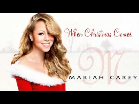 Mariah Carey - When Christmas Comes (Karaoke)