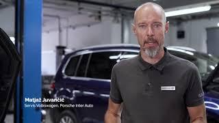 Volkswagen servis Vedno vredno | Za vozila starejša od 4. let | Porsche Inter Auto