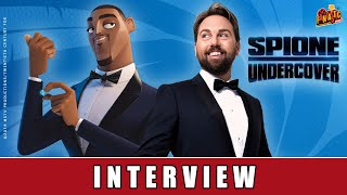 Spione Undercover - Interview I Steven Gätjen I Will Smith I Lance Sterling