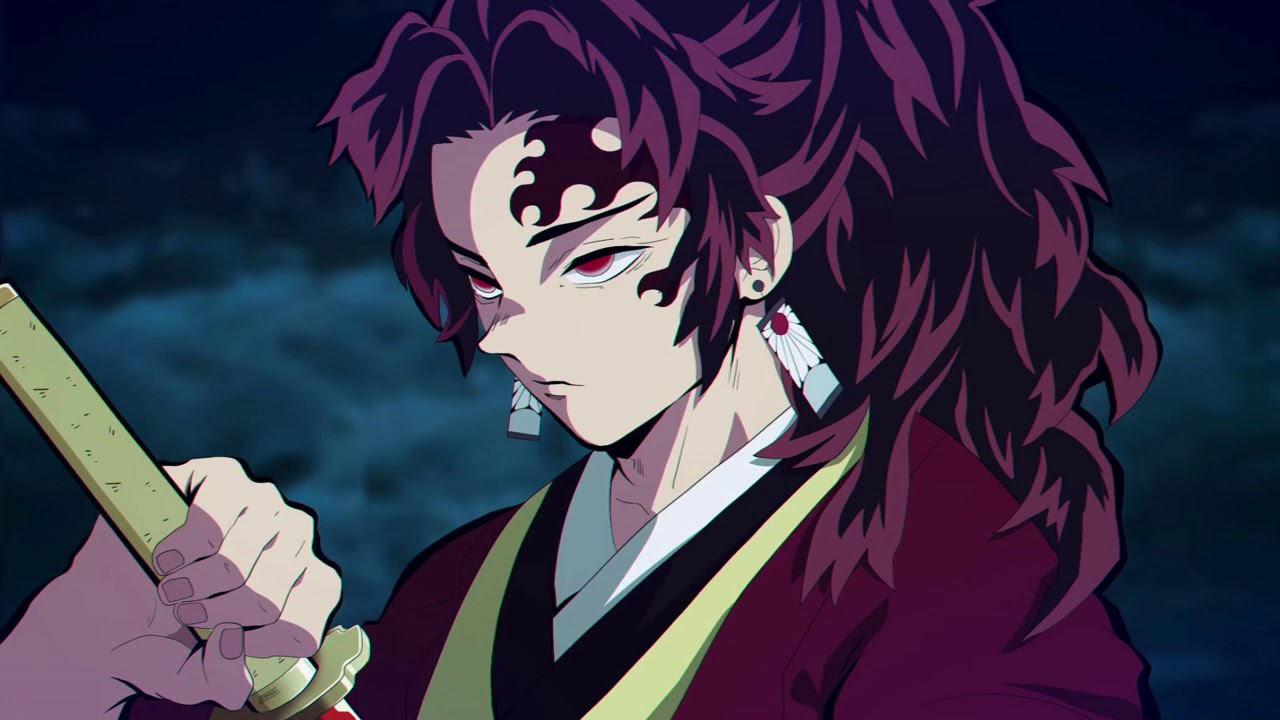 Demon Slayer: Kimetsu no Yaiba OST - Demon Slayer with the hanafuda earrings
