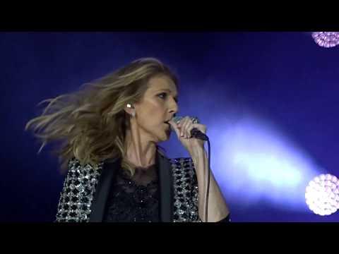 Céline Dion - DANS UN AUTRE MONDE / TERRE - 18 Juillet 2017 En Concert à Marseille