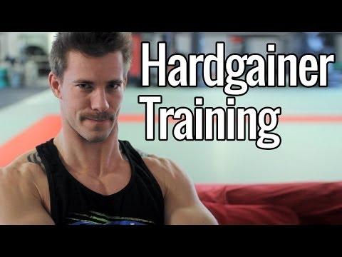 Optimales Workout für Hardgainer!   Hardgainer Training